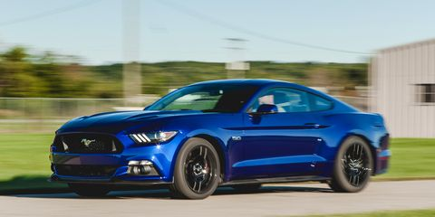 2015 Ford Mustang GT Instrumented Test –