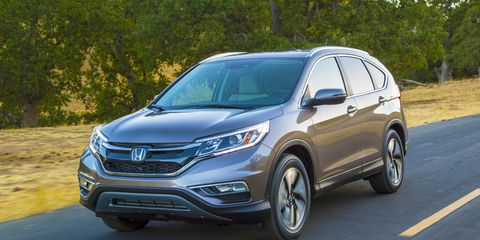 2015 Honda CR-V First Drive – Review – Car and ... on