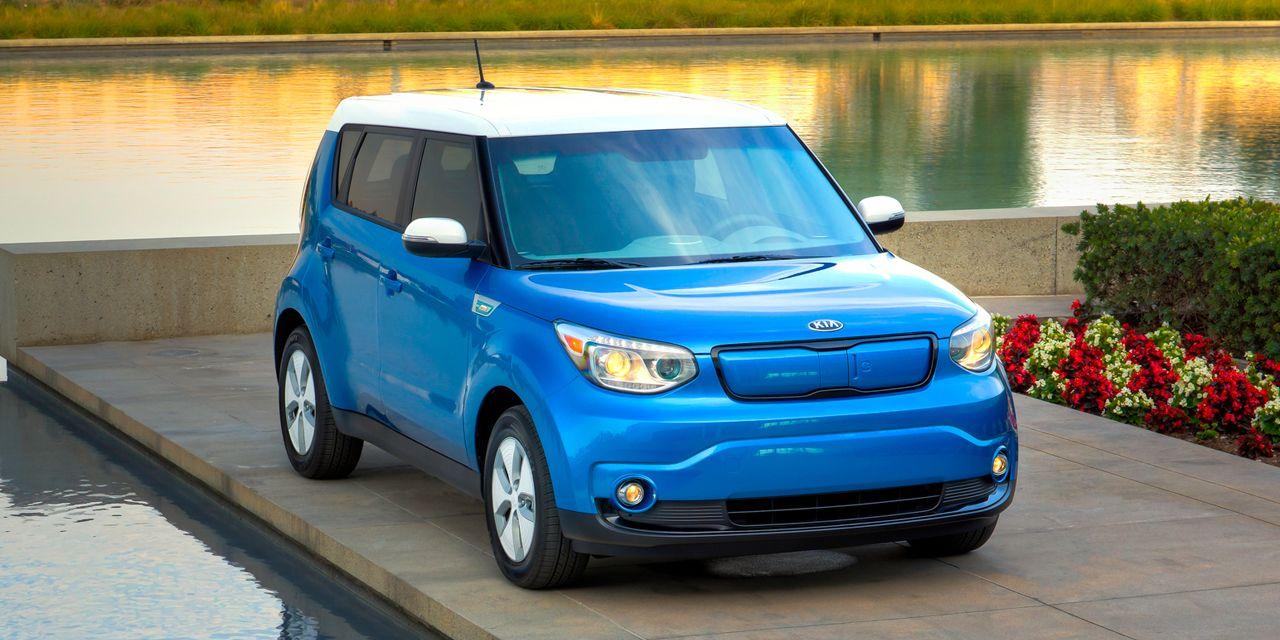 2015 Kia Soul Ev First Drive 8211 Review 8211 Car And Driver