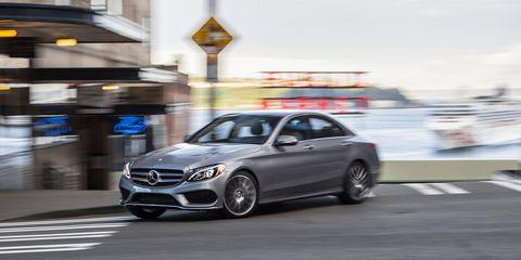 2015 Mercedes-Benz C300 4MATIC First Drive –