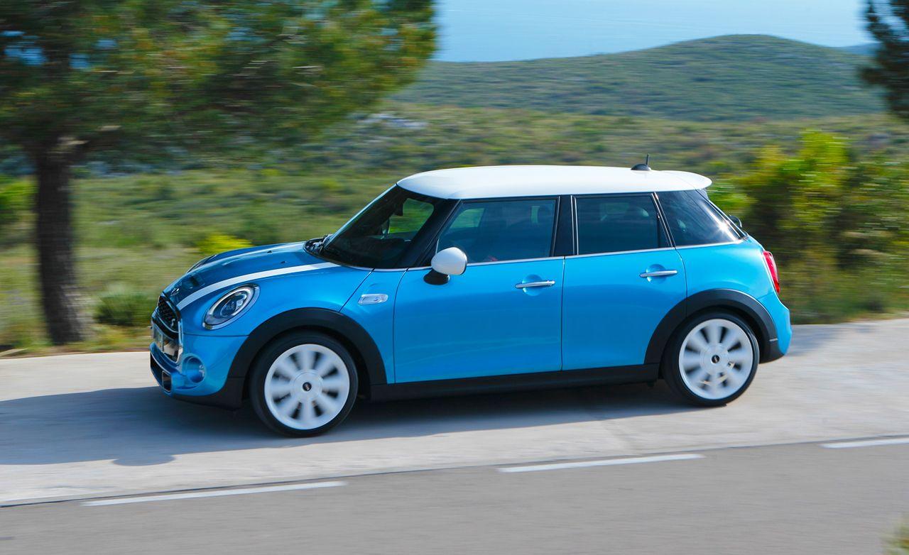 2015 Mini Cooper S Hardtop 4 Door First Drive 8211 Review 8211