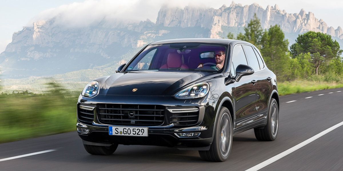 Buick Lease Deals >> 2015 Porsche Cayenne Turbo First Drive – Review – Car and ...