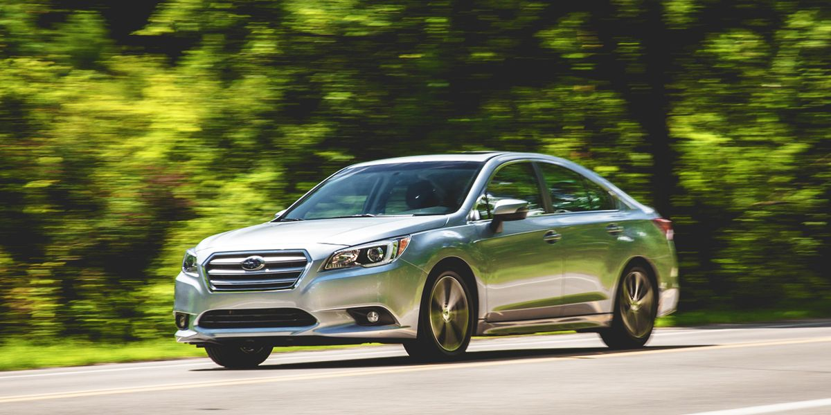 2015 Subaru Legacy 3.6R Limited Test – Review – Car and DriverCar and Driver