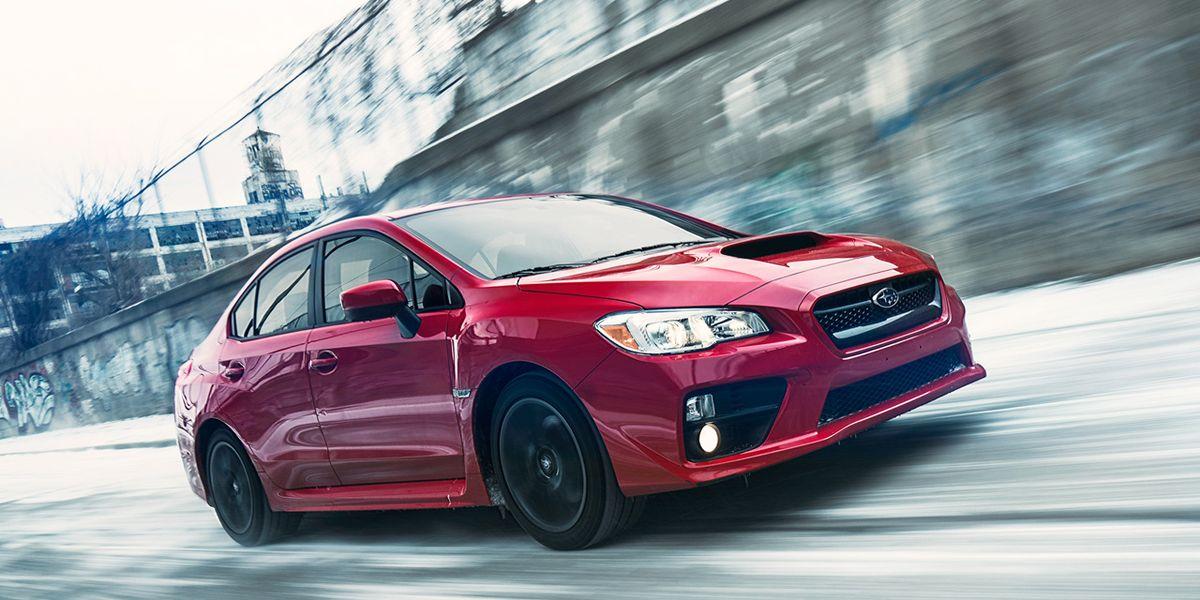 2015 Subaru WRX Manual –