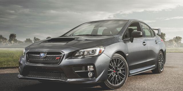 Tested 2015 Subaru Wrx Sti