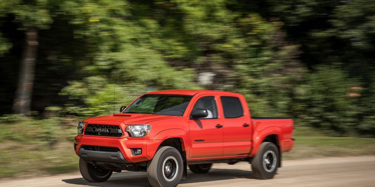 2015 Toyota Tacoma Trd Pro Series Test 8211 Review 8211 Car And Driver