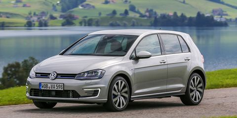 Golf Gte Test >> 2015 Volkswagen Golf Gte 8211 Review 8211 Car And Driver