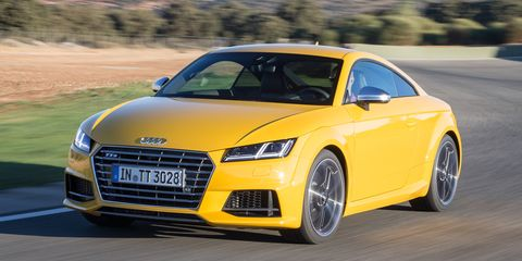 View Photos Image The New 2016 Audi Tt