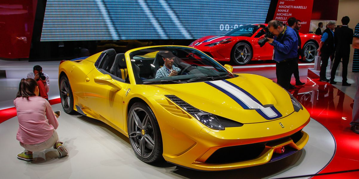 2015 Ferrari 458 Speciale A Photos And Info 8211 News 8211 Car And Driver