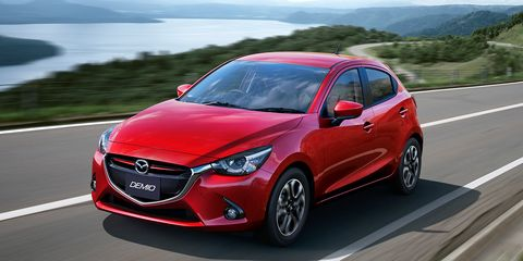 2016 Mazda 2 Unveiled Instantly Becomes Least Dorky Subcompact Extant