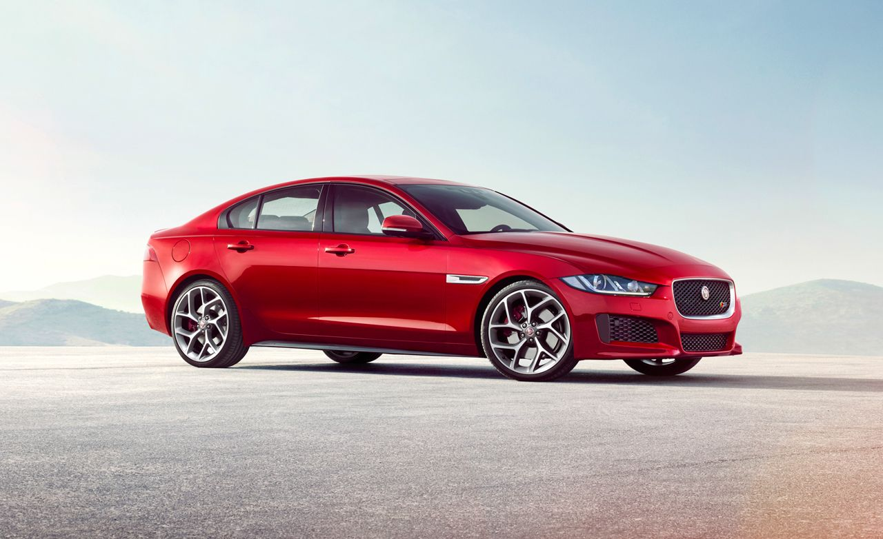 2017 Jaguar Xe Dissected Chis Train Design And More