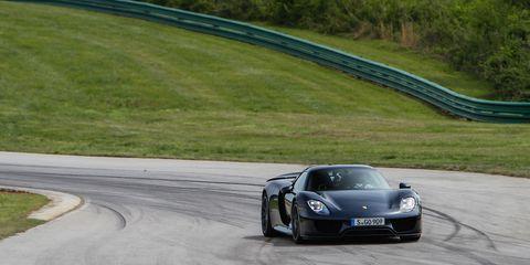Video Player Is Loading Lightning Lap 2017 Porsche 918