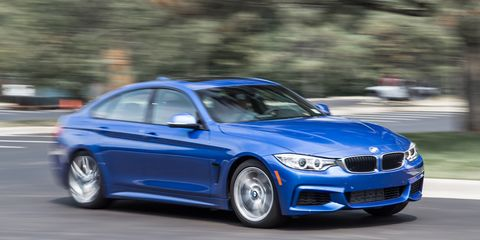 2017 Bmw 428i Gran Coupe