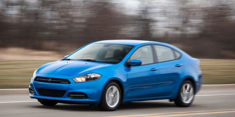 Dodge Dart 0 60 >> 2015 Dodge Dart 2 4l Automatic Test 8211 Review 8211 Car And