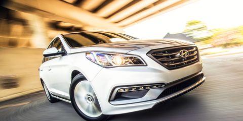 2015 Hyundai Sonata 2 4l Test 8211 Review 8211 Car And Driver