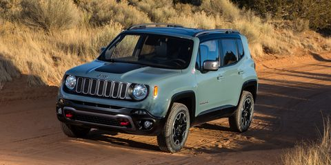 93eb1fad660 2015 Jeep Renegade First Drive – Review – Car and Driver