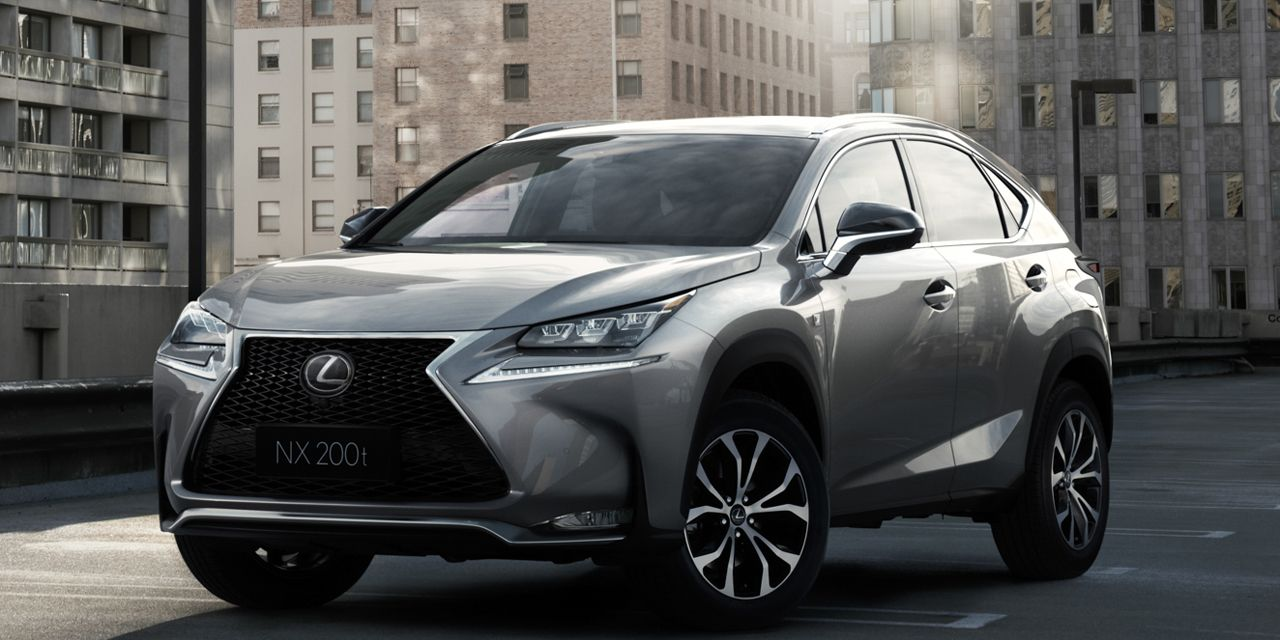 2015 Lexus Nx200t F Sport Awd Tested 8211 Review 8211 Car And