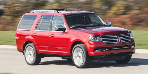 40cc88ff9 2015 Lincoln Navigator Test   8211  Review   8211  Car and Driver