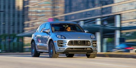 Porsche Macan Turbo >> 2015 Porsche Macan Turbo Test 8211 Review 8211 Car And