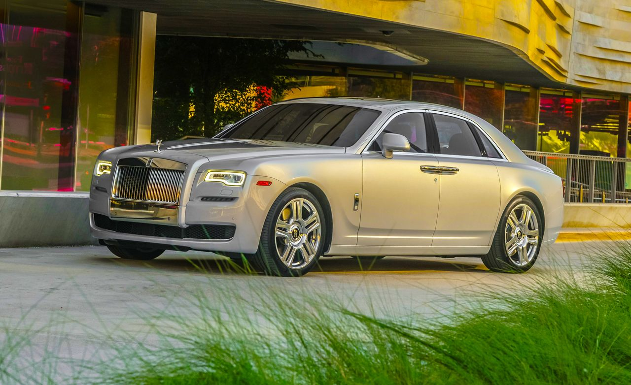 2015 Rolls Royce Ghost Series Ii First Drive 8211 Review 8211 Car And Driver