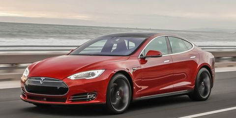 2015 Tesla Model S P85d First Drive 8211 Review 8211