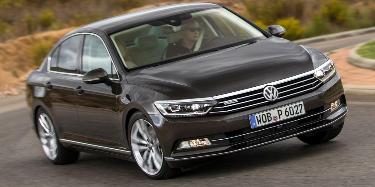 2015 Volkswagen Passat Euro-Spec First Drive –