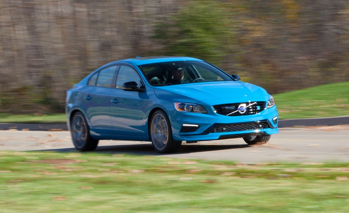 2015 Volvo S60 Polestar Test 8211 Review 8211 Car And Driver