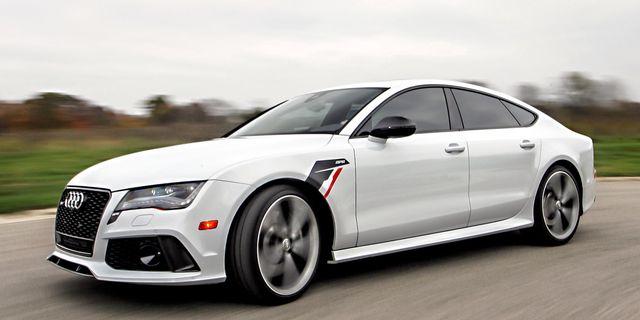 APR Audi RS7 Stage 1 Test –