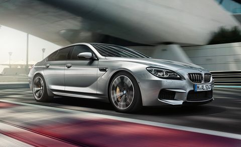 Bmw M6 Gran Coupe >> 2015 Bmw M6 Gran Coupe Photos And Info 8211 News 8211 Car And