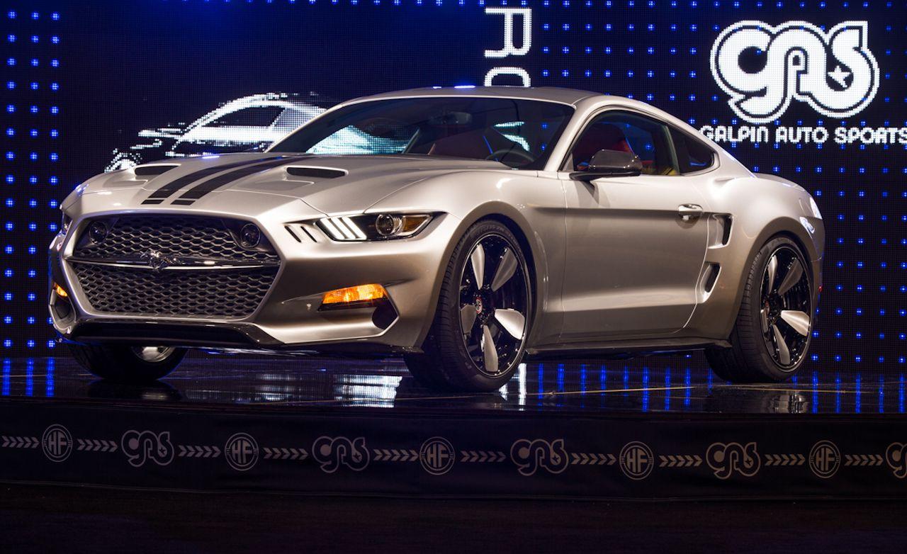 2021 Mustang Rocket Spesification