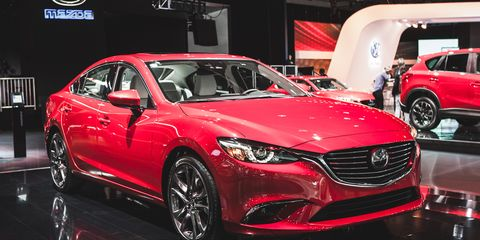 2016 Mazda 6 Premieres With Fancy New Cabin And Subtly Tailored Body