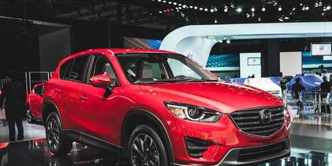 2016 Mazda Cx 5 Dressing Up Its Inner E