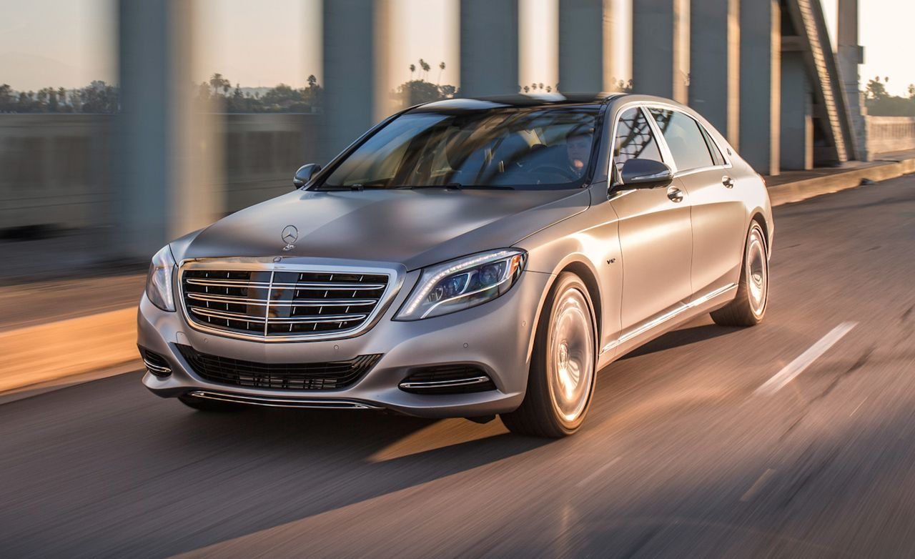 2016 Mercedes Maybach S600 First Drive 8211 Review Car And Driver