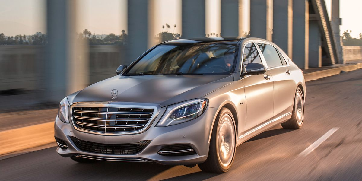 2016 Mercedes-Maybach S600 First Drive –