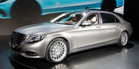2016 Mercedes Maybach S600 Galactus Your Chariot Awaits