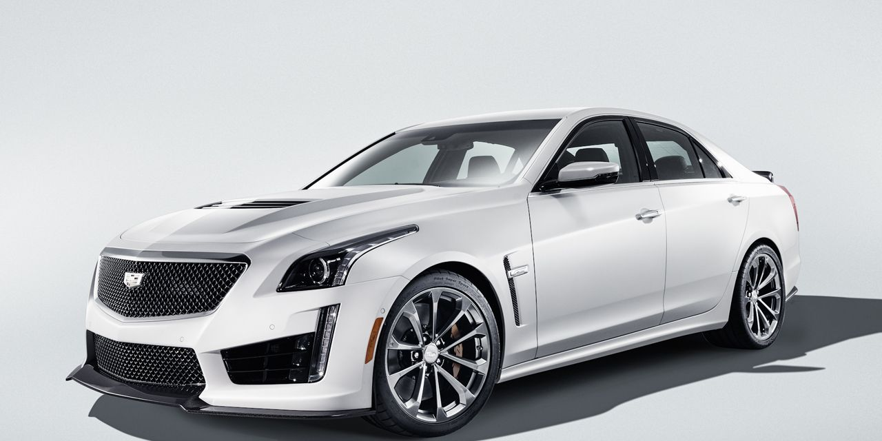 2016 Cadillac Cts V In Depth With The Four Door Corvette 8211
