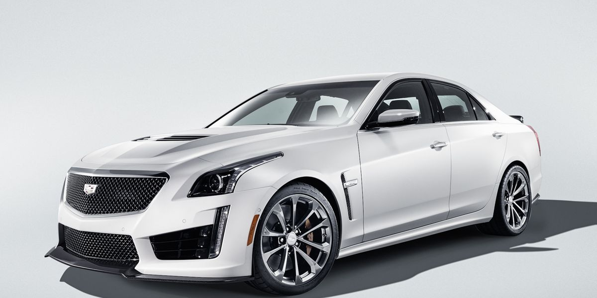 2016 Cadillac Cts V In Depth With The Four Door Corvette