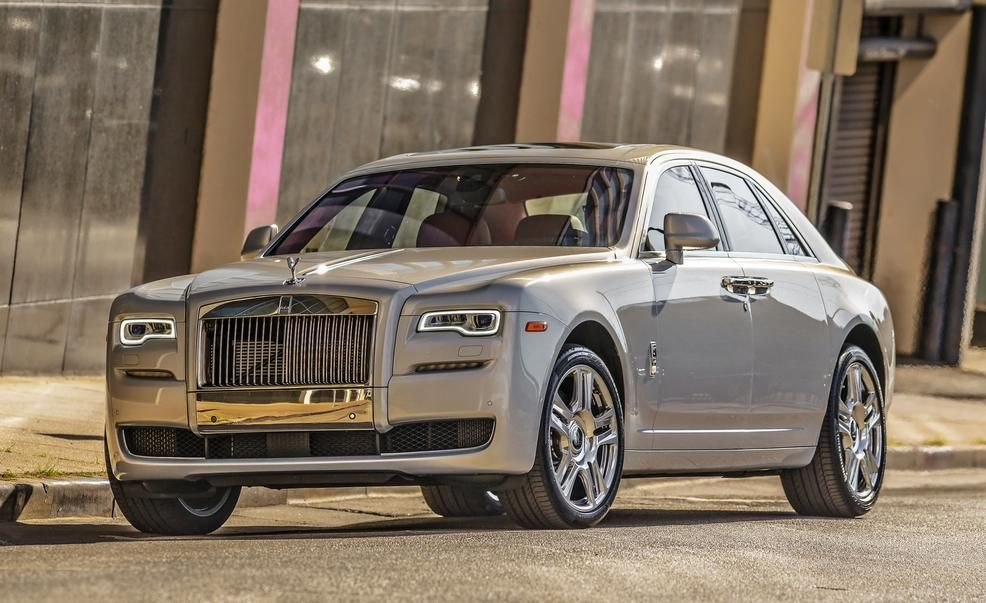2020 Rolls Royce Ghost Series Ii Reviews Price Photos And Specs Car Driver