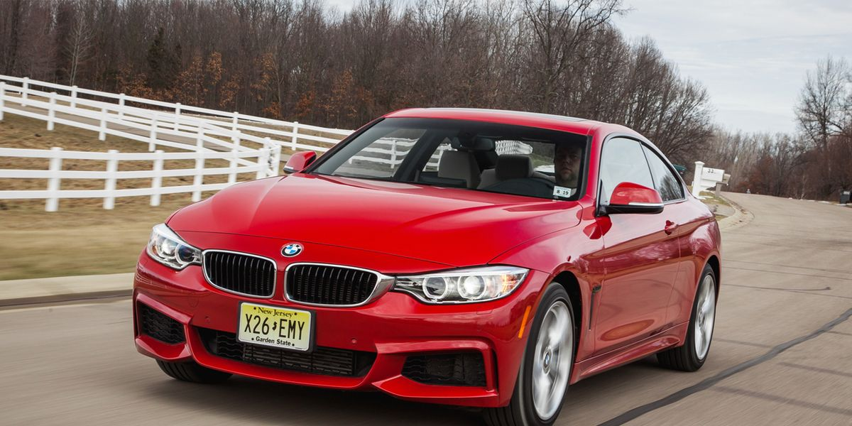 2015 Bmw 428i Xdrive Test 8211 Review 8211 Car And Driver