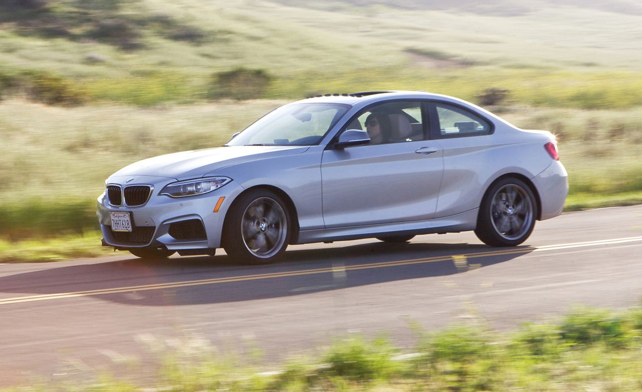 2017 Bmw M235i Xdrive Instrumented Test 8211 Review Car And Driver