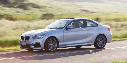 Bmw M235I Xdrive >> 2015 Bmw M235i Xdrive Instrumented Test 8211 Review