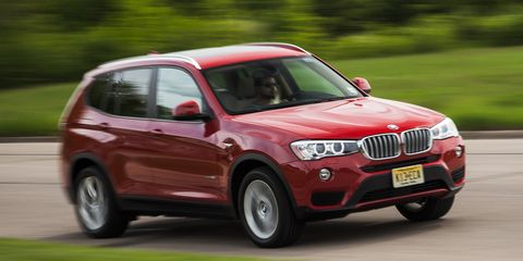 2015 Bmw X3 Xdrive35i Test 8211 Review 8211 Car And Driver
