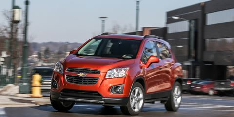 2015 Chevrolet Trax Awd Test 8211 Review 8211 Car And