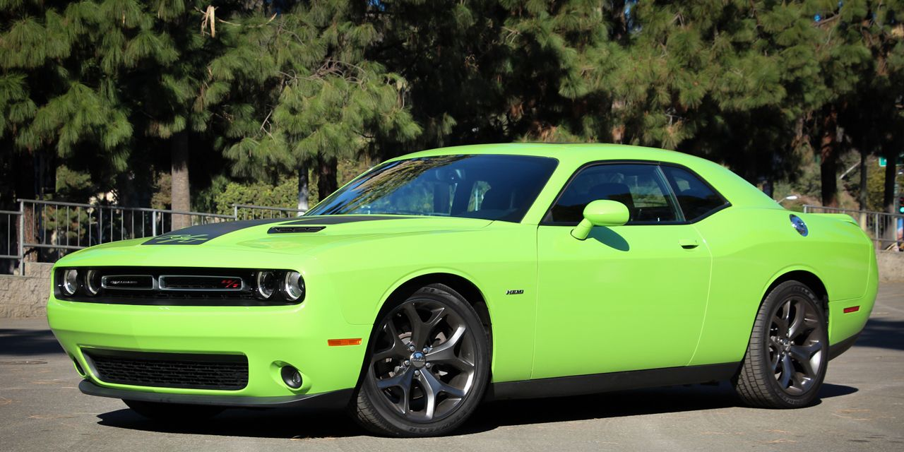 2015 Dodge Challenger R T 5 7 Liter Manual Test 8211 Review