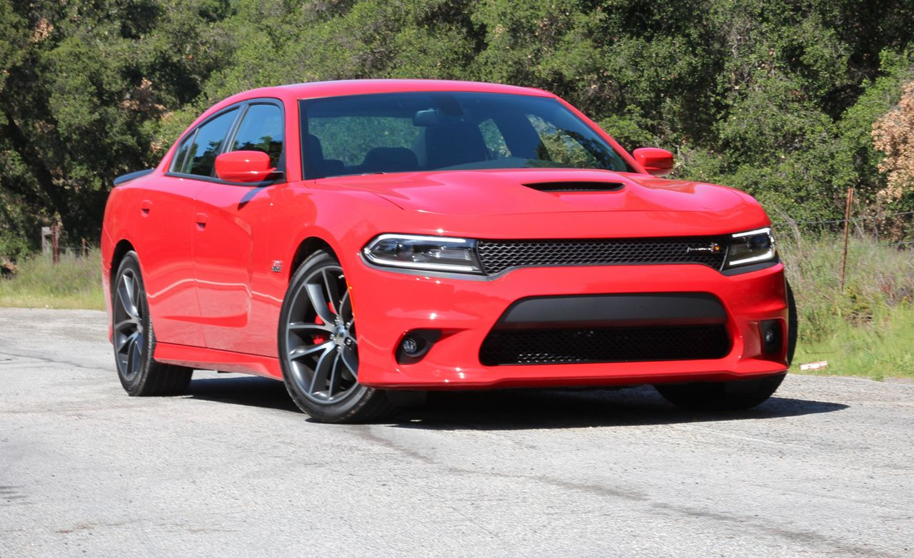 2017 Dodge Charger R T Pack First Drive 8211 Review Car And Driver
