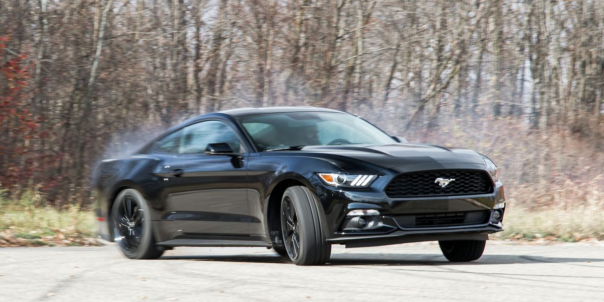 [DIAGRAM_09CH]  2015 Ford Mustang 2.3L EcoBoost Manual Test – Review – Car and  Driver | 2015 Mustang Engine Diagram |  | Car and Driver