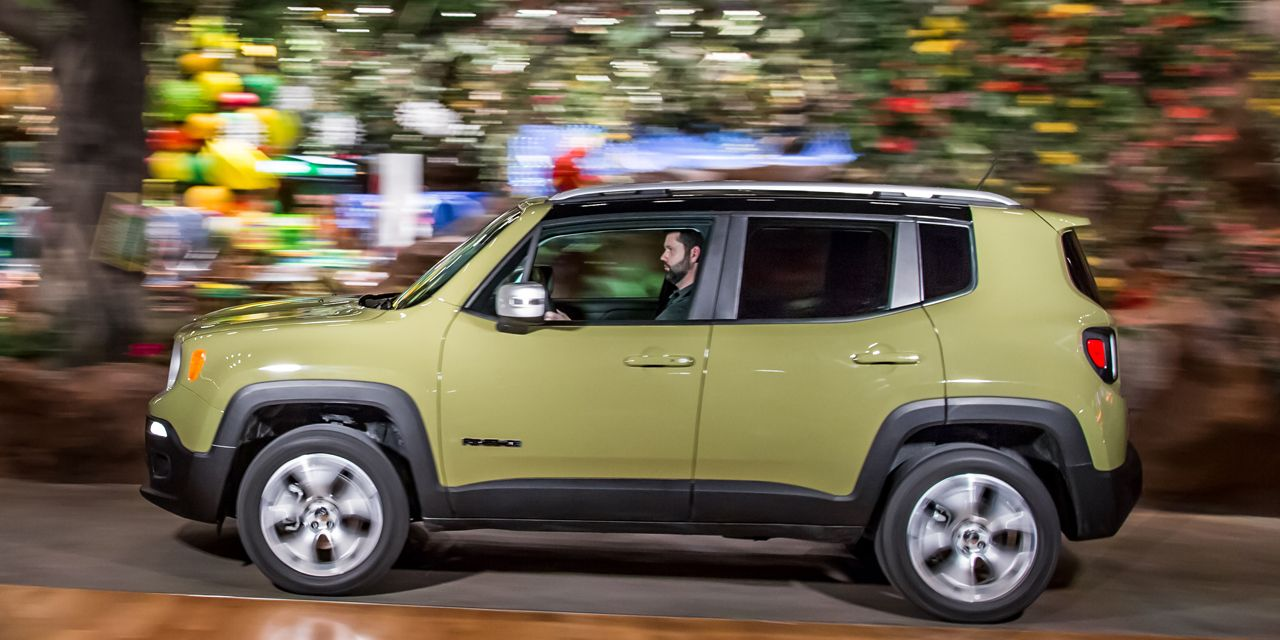 2015 Jeep Renegade Limited 4x4 Test 8211 Review 8211 Car And