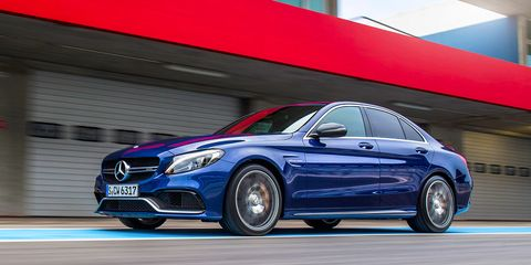 2015 Mercedes-AMG C63 / C63 S-Model First Drive –