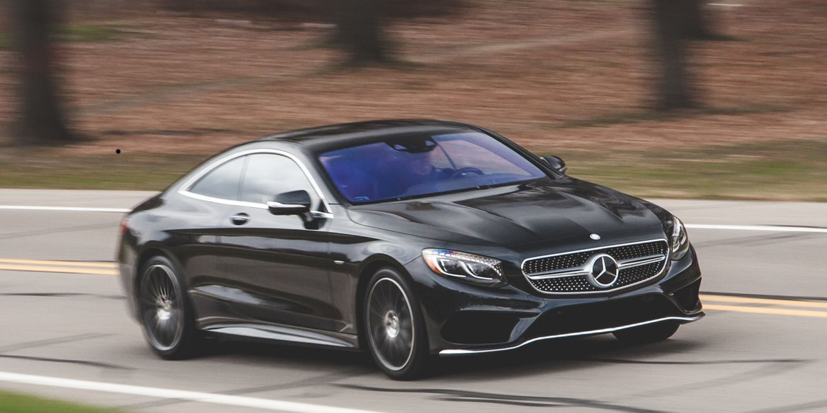 2015 Mercedes Benz S550 4matic Coupe Test 8211 Review 8211 Car And Driver