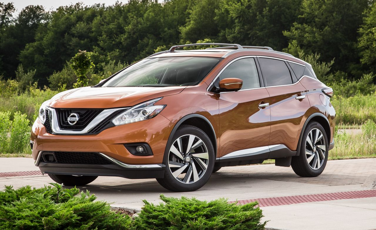 2017 Nissan Murano Awd Long Term Road Test Wrap Up 8211 Review Car And Driver